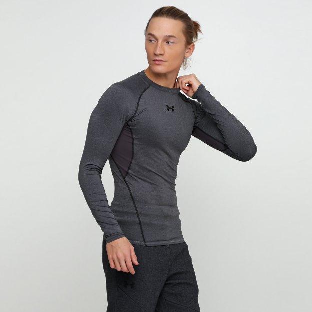 Компресійні футболки Under Armour Hg Armour Ls - MEGASPORT