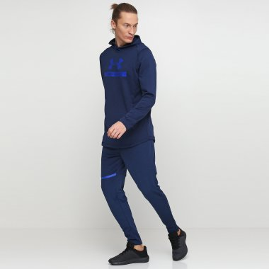 Спортивні штани under-armour Mk1 Terry Tapered Pant - 113581, фото 1 - інтернет-магазин MEGASPORT