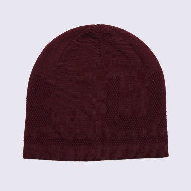 Шапки, Шарфы, Повязки under-armour Men's Billboard Beanie 3.0 - 113659, фото 1 - интернет-магазин MEGASPORT