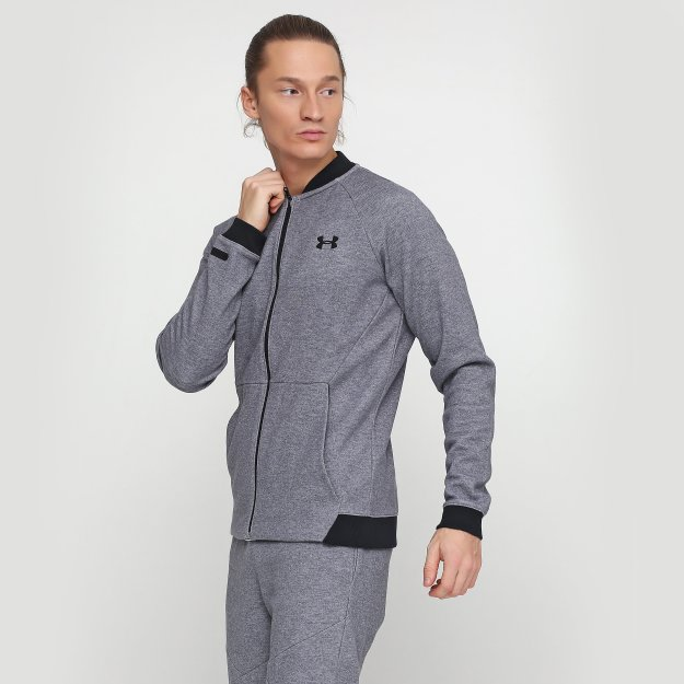 Кофта Under Armour Sportstyle 2x Bomber - MEGASPORT