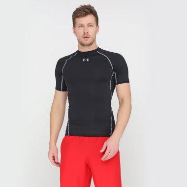 Компрессионные футболки under-armour Ua Hg Armour Ss - 113573, фото 1 - интернет-магазин MEGASPORT