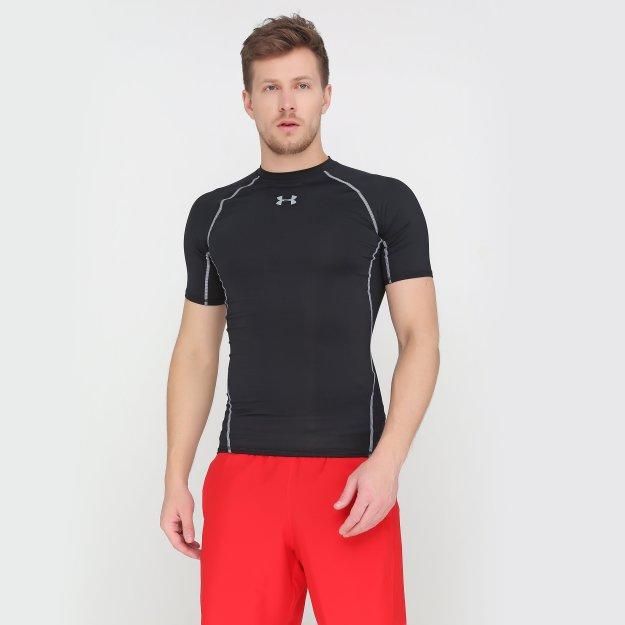 Компрессионные футболки Under Armour Ua Hg Armour Ss - MEGASPORT