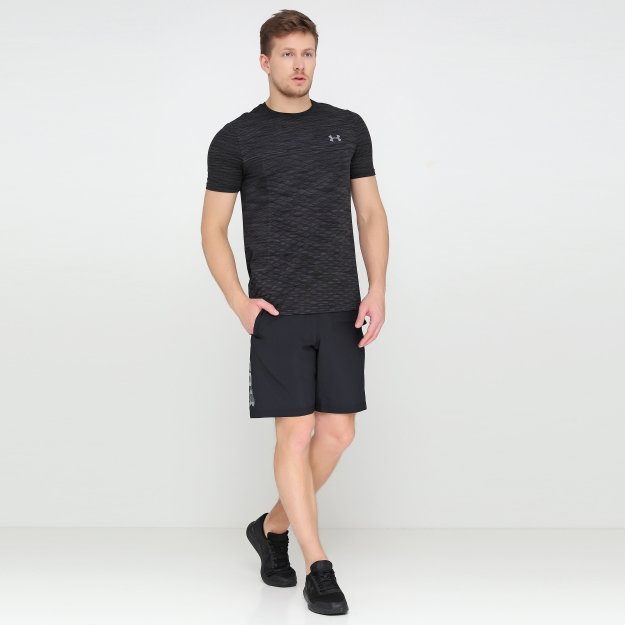 Шорты Under Armour Woven Graphic Wordmark Short - MEGASPORT