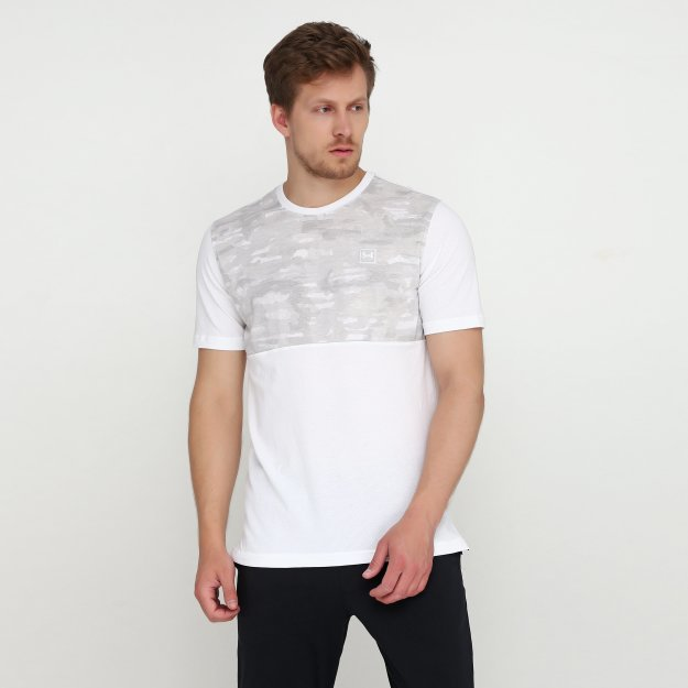 Футболка Under Armour Sportstyle Cotton Mesh Tee - MEGASPORT