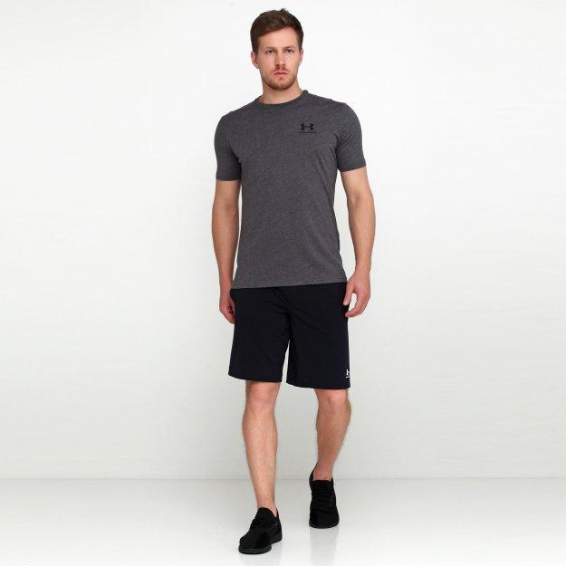Шорти Under Armour Sportstyle Cotton Short - MEGASPORT