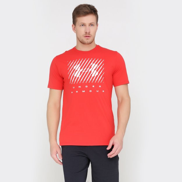 Футболка Under Armour Ua Branded Big Logo Ss - MEGASPORT